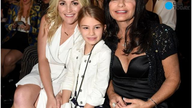 Eight-year-old Maddie Aldridge, daughter of Jamie Lynn Spears, was declared well enough to visit her school for Valentine's Day after suffering life-threatening injuries from an ATV accident.