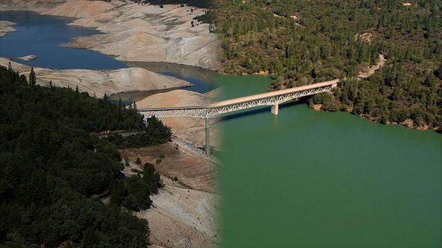 The state is seeing its lowest drought numbers since 2011. Video provided by Newsy