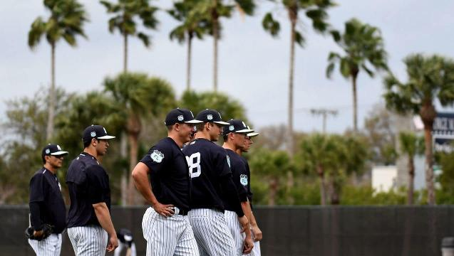 With MLB spring training underway, there's plenty to talk about.