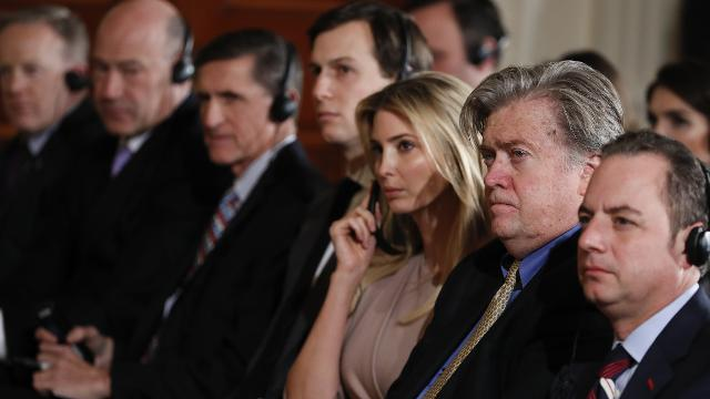 news opinion commentary ivanka trump white house story