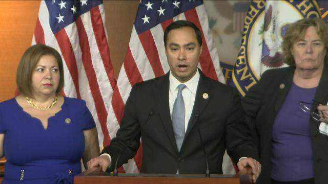 Democrats Concerned About New Immigrant Order