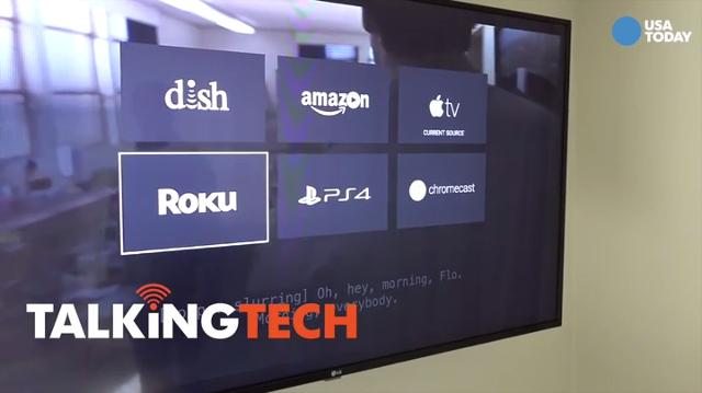 What to do about all those set-top boxes piling up in the living room? Caavo wants to be the master box to run Apple TV, Chromecast, Roku, Amazon Fire and others. #TalkingTech.