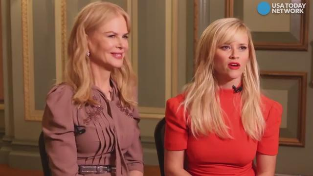 What 'lies' mean to Nicole Kidman, Reese Witherspoon