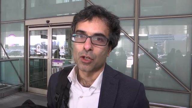 Iranian Scientist Denied Entry Arrives in Boston