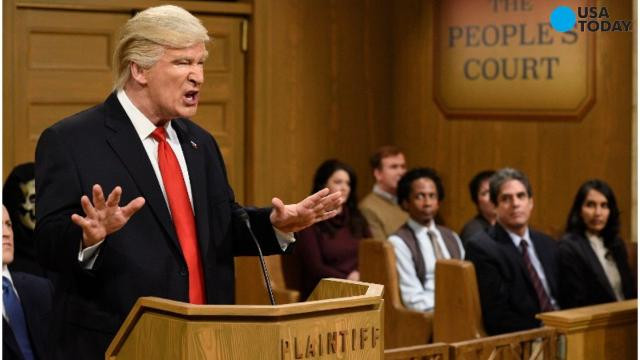 Saturday Night Live is being flooded by celebrities eager to impersonate prominent members of the Trump administration.