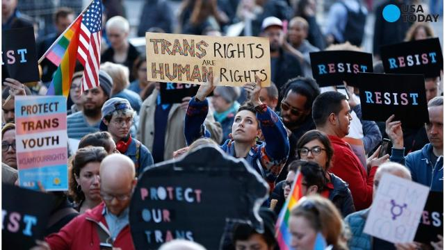 Tech firms standing up for transgender rights