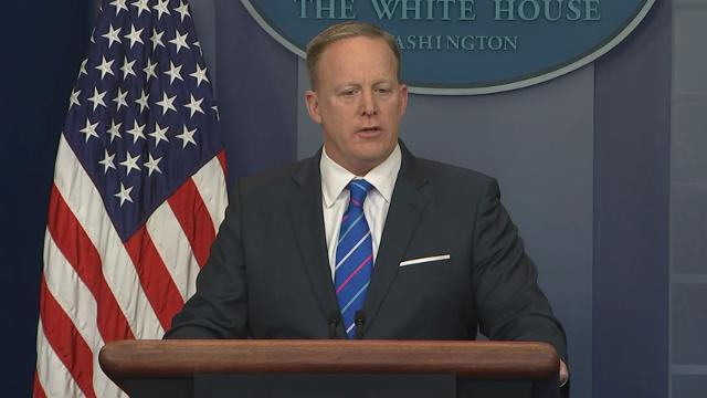 White House Press Secretary talked about the Department of Defense's preliminary plan to defeat the Islamic State group and fought back media reports of Trump campaign contact with Russia. (Feb. 27)