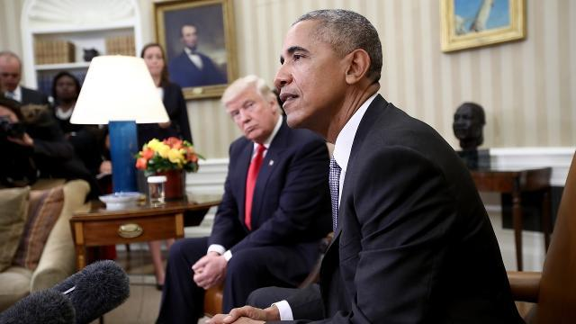 Trump, Obama are among leaders criticized for human rights abuses