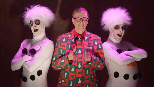 'Any Questions?' Bill Gates just spoofed Tom Hanks' SNL character