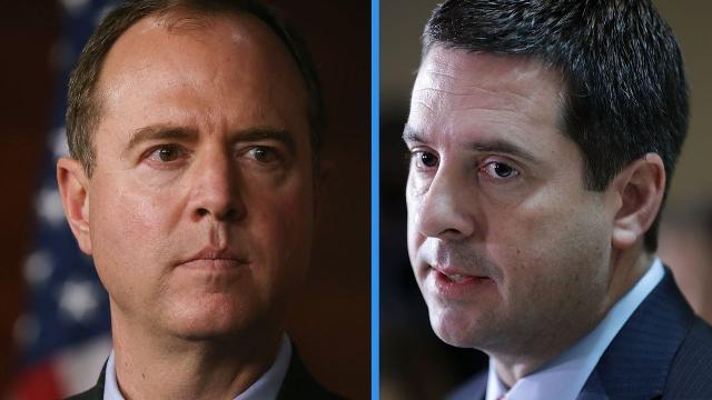 The House probe into Trump and Russia is already splintering