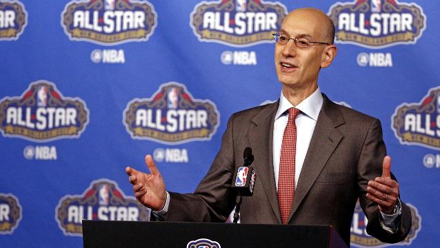 Politics dominate state of the NBA address