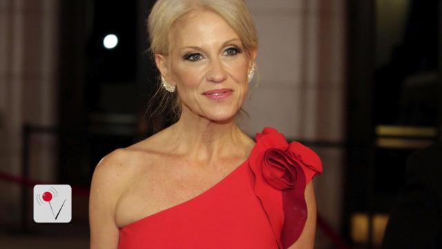 Kellyanne Conway hires her own chief of staff