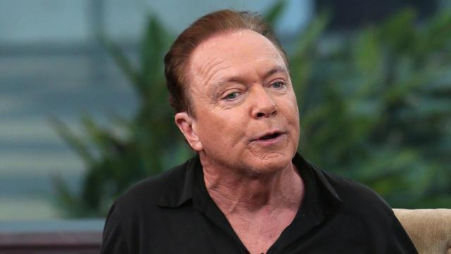 The 66-year-old actor, widely known for his starring role as Keith Partridge on the 1970s series The Partridge Family, reveals to PEOPLE that he is fighting the memory loss disease