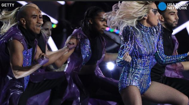 Did You Catch These Hidden Messages In Lady Gagas Halftime Performance