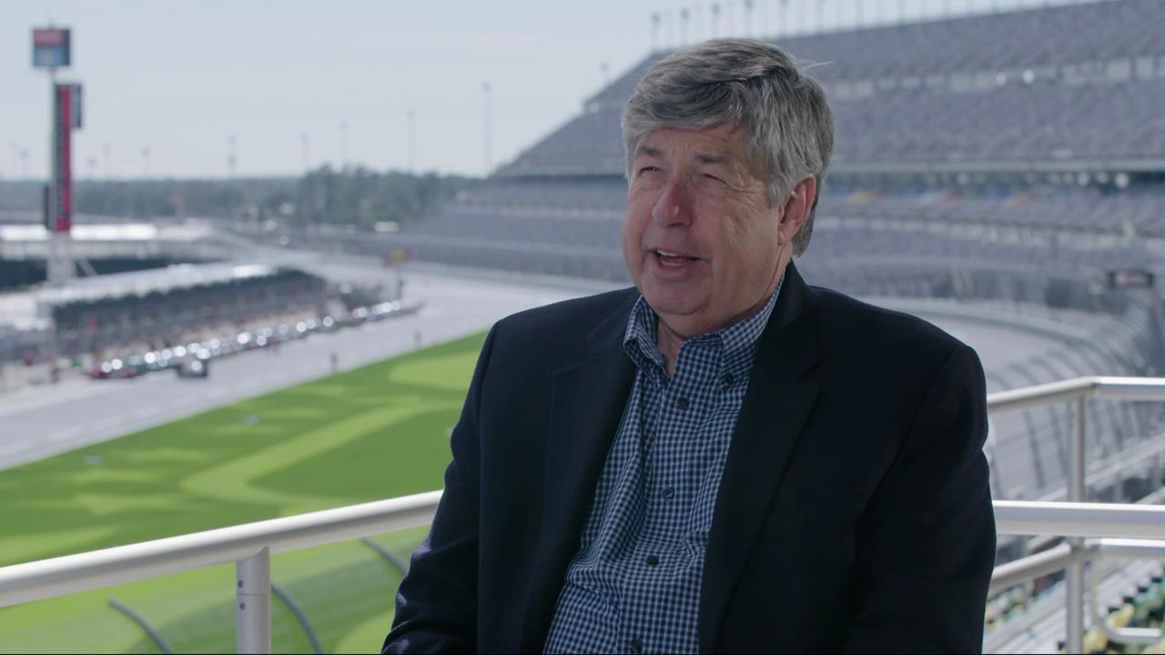 USA TODAY Sports' Brant James sits down with Fox Sports' anchor Mike Joy to discuss the tradition of the Daytona 500, which airs Saturday at 1 p.m. ET on Fox.
