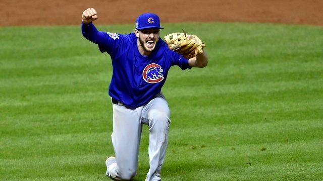 Perhaps no one had a better year than Chicago Cubs third baseman Kris Bryant.
