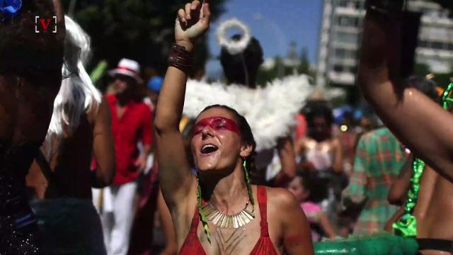 Brazil's economic woes are putting a damper on the country's Carnival celebrations. Nathan Rousseau Smith (@fantasticmrnate) explains why.