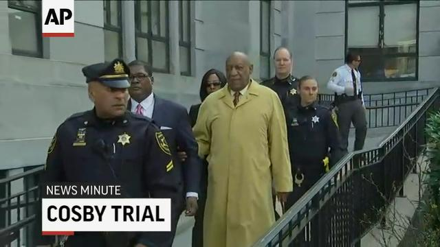 Here are the top stories for Monday, February 27th: Trump unveils details into budget proposal; Cosby trial to have outside jury; Iraqi forces push deeper in Western territory; Otter pup gets care after UK storm.