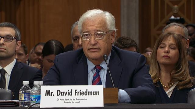 Friedman Says Comments Don't Reflect His Nature