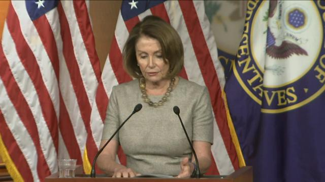Pelosi, Ryan Square Off on Flynn Debacle, Leaks