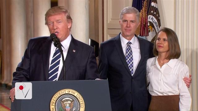 Supreme Court nominee Neil Gorsuch's volunteer work under scrutiny