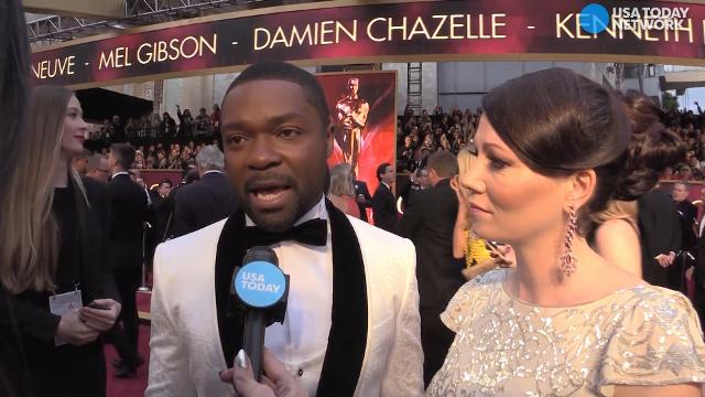 David Oyelowo's thoughts on the role of politics at awards shows like the Oscars.