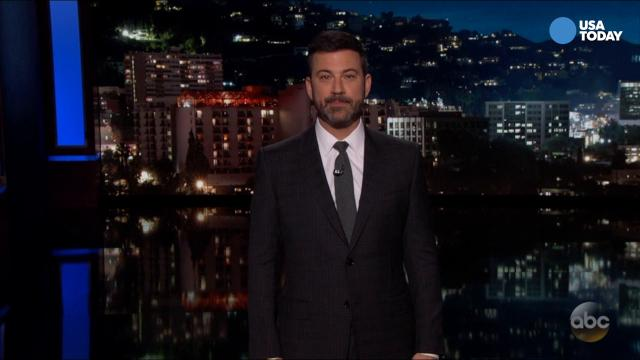 The late-night comics take a look at the tenure of former national security adviser Michael Flynn. Take a look at our favorite jokes, then vote for yours at opinion.usatoday.com.