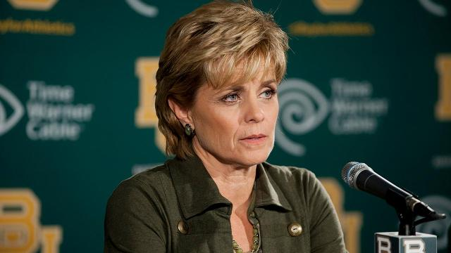 Baylor women's basketball coach says she feels horrible concerning comments she made after recording her 500th career win on Saturday.