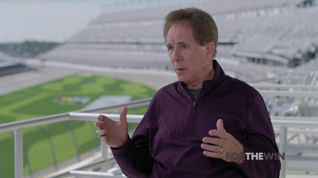 USA TODAY Sports' Brant James sits down with Darrell Waltrip.