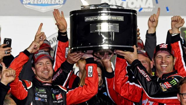 Breaking down Kurt Busch's Daytona 500 win