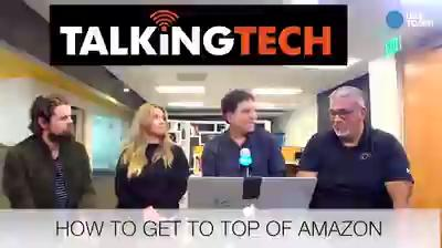 """David Basulto, the author of the """"Lights, Camera, Action,"""" guide to mobile filmmaking, explains how he got his book to the top of Amazon charts, in this excerpt from the #TalkingTech Live stream broadcast."""