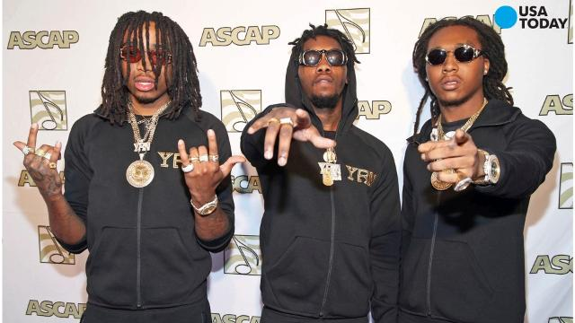 A Florida man has been jailed on felony and misdemeanor charges after he fired a shot during a fight between the hip hop music group Migos and rapper Sean Kingston in Las Vegas.
