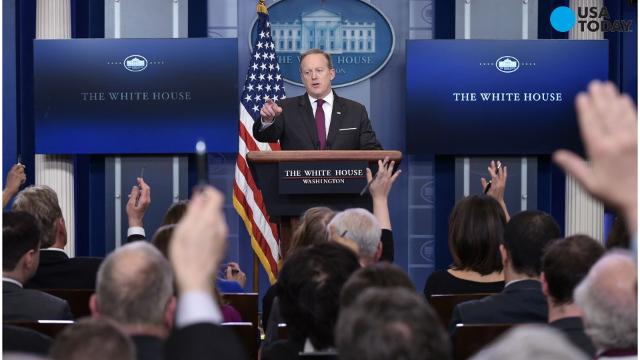 In a rather unsettling move the White House scheduled an invitation-only press gaggle and did not invite every news organization.