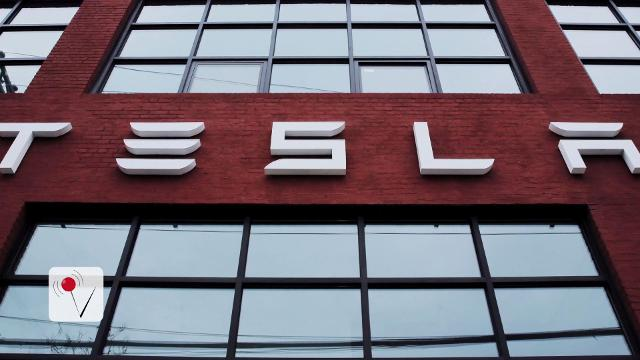 Tesla changes its name