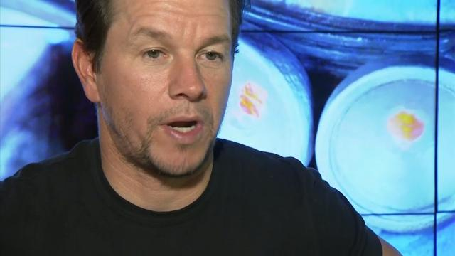 Mark Wahlberg's 'Transformers' injuries