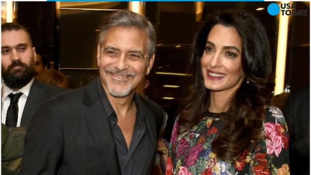 George and Amal Clooney are the next celebrity couple expecting twins this year, according the multiple reports. See which other famous parents are seeing double!