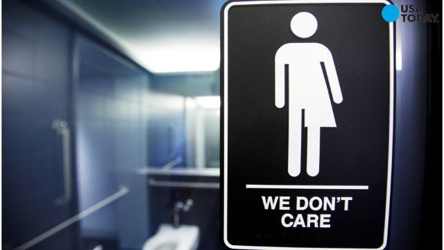 Trump lifts Obama's transgender bathroom protections