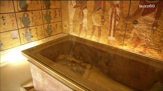 The Curse Of King Tuts Tomb Torrent: King Tut's Tomb Could Be Hiding A Secret Chamber