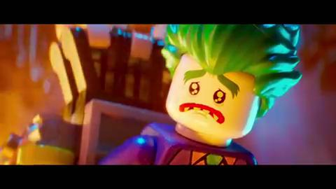 Batman Dumps The Joker In The Lego Batman Movie