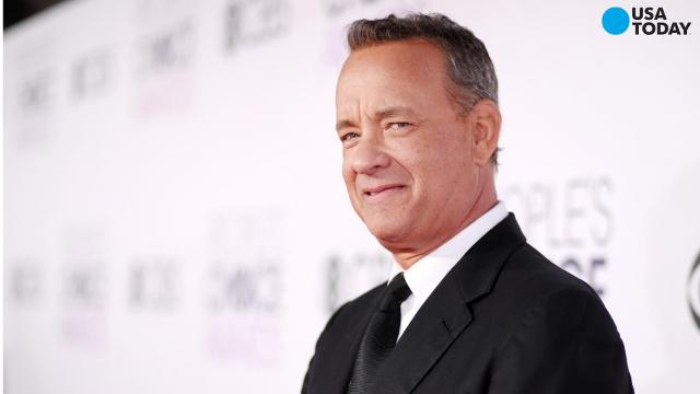 Actor Tom Hanks has written a collection of short stories, and they will be published in October.