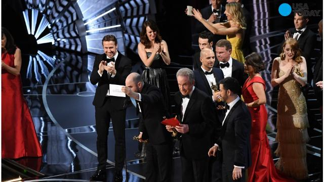 Twitter has field day after worst flub in Oscar history