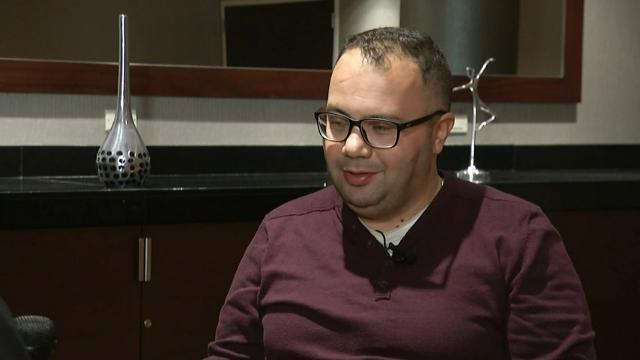 Iraqi Interpreter: 'Blessed' To Be In US