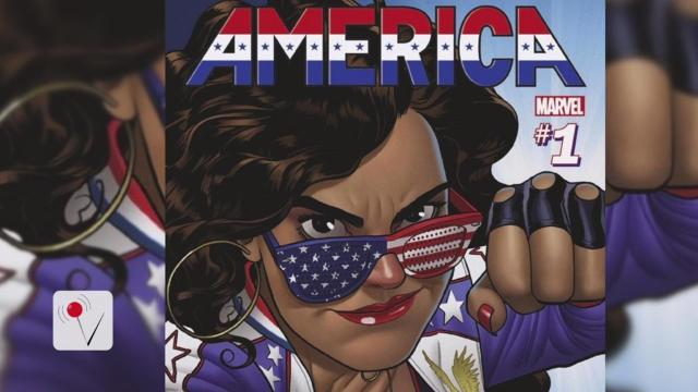 marvel's new superhero is a latina lesbian