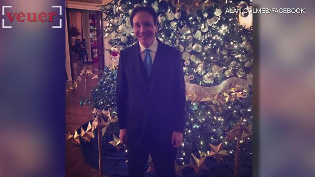 Alan Colmes, right, sparred with more conservative