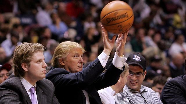 President Donald Trump has declined ESPN's offer to fill out a March Madness bracket, breaking the eight-year tradition of former President Barack Obama.