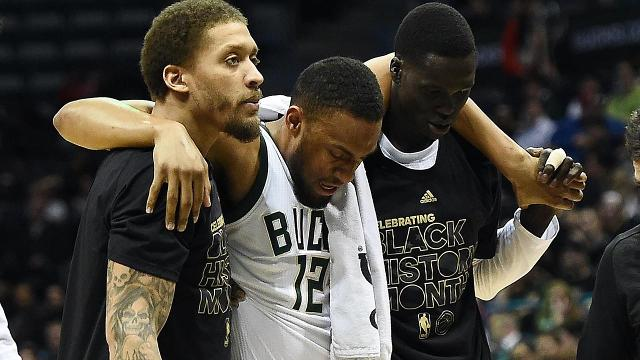 Bucks' Jabari Parker to undergo surgery, out one year with second torn ACL