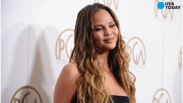 Chrissy Teigen takes to Twitter after hit-and-run crash