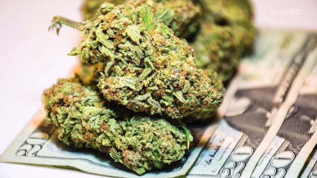 Woman calls cops to complain about 'outrageous' weed price hike