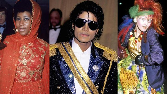 Throughout the years, there have been some especially unforgettable style moments at the Grammy ceremony.