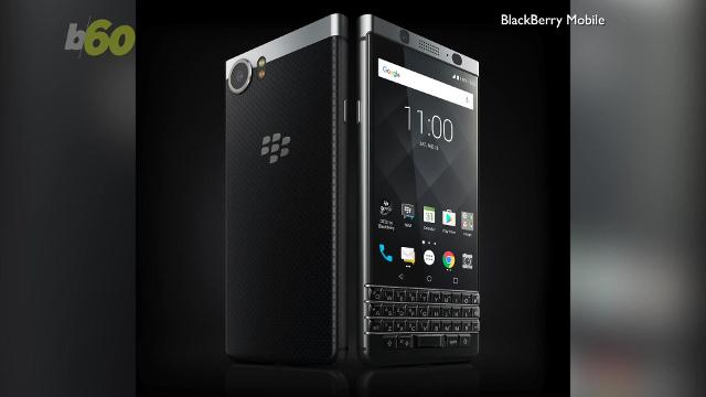 TLC just released images of the Blackberry KeyOne. Angeli Kakade (@angelikakade) has the story.